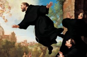 The Levitation Phenomenon: Who Are the People Who Could Fly