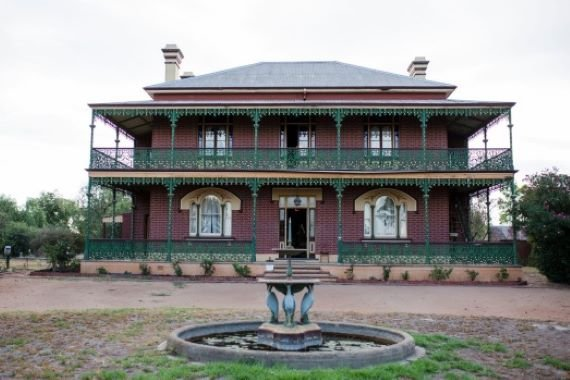 The Mysterious Haunted Homestead of Australia
