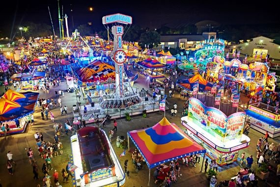The Mysterious Haunted State Fair of Minnesota