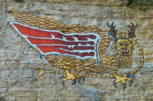 The Mystery Of Piasa Bird: The Massive Thunderbird of the Midwest