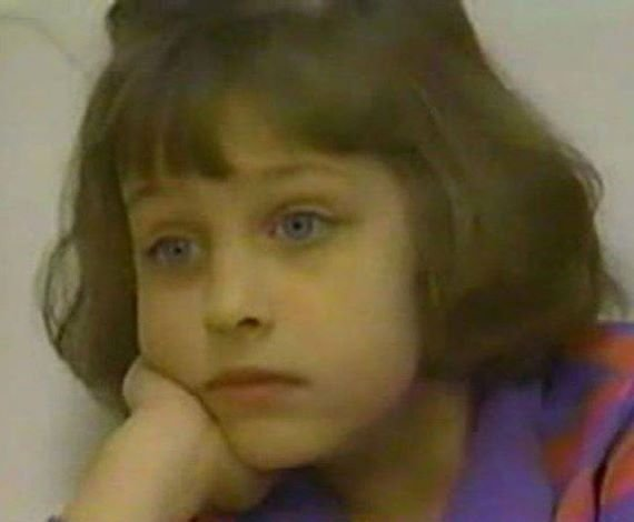 The Psychopathic Little Girl: The Sad Story of the Child of Rage