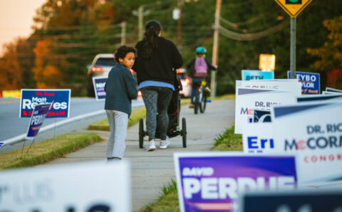 The Suburbs Helped Elect Biden. Can They Give Democrats the Senate, Too?