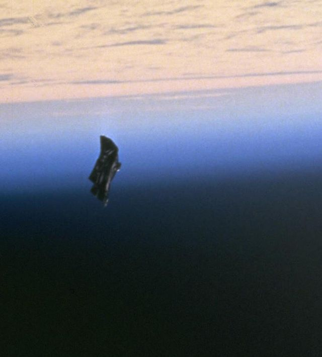 The Truth About the Black Knight Satellite Conspiracy Theory – Popular Mechanics