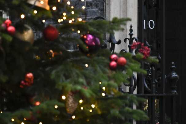 U.K. and E.U. announce post-Brexit trade deal, smoothing Dec. 31 departure