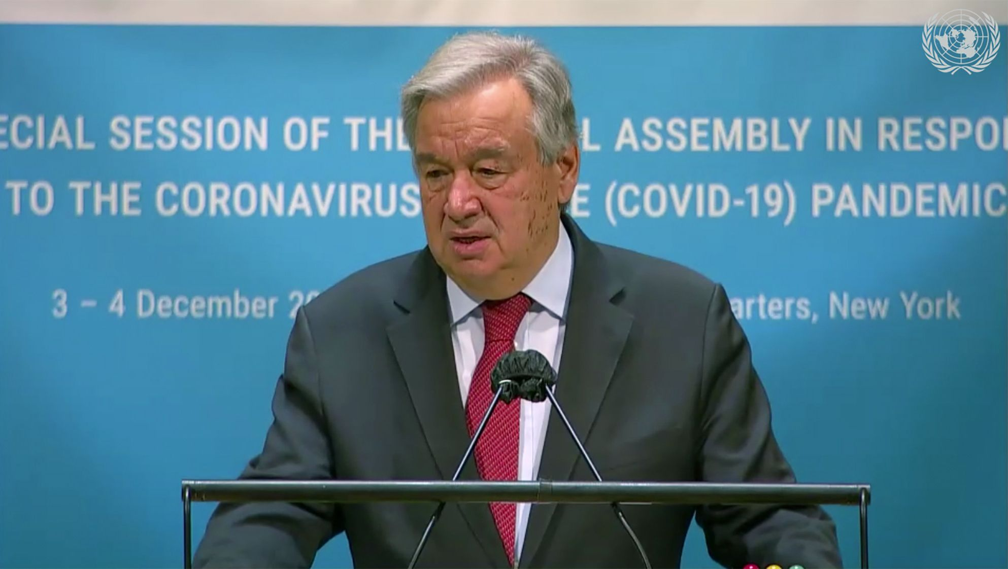 UN chief urges rule of law and rights in Ethiopia's Tigray