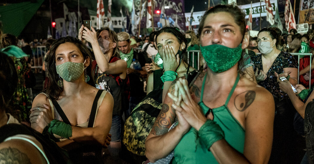 What Argentina's New Law Legalizing Abortion Means for Latin America