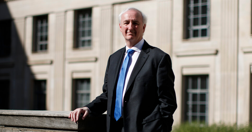 Who Is Jeffrey Rosen, Who Will Lead the Justice Dept. for Trump's Endgame?