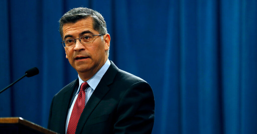 Xavier Becerra Brings Environmental Justice to Forefront