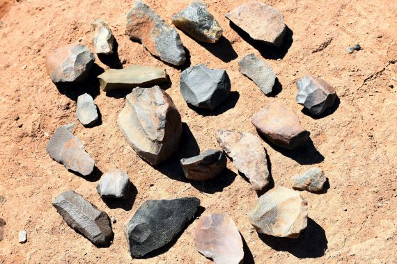 10,000-Year-Old Jewelry Unearthed at North Carolina Expressway Site