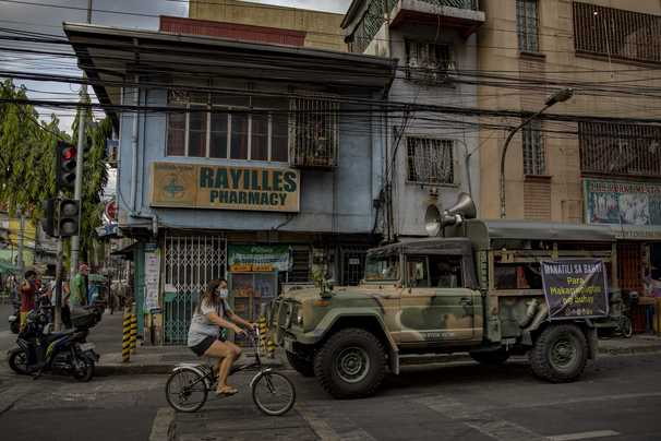 A black market for illegal coronavirus vaccines is thriving in the Philippines