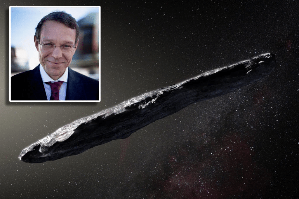 A Famous Harvard Professor Says an Extraterrestrial Visited in 2017, and We Can Expect More