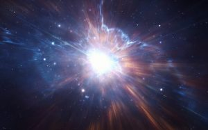 """A minute after the Big Bang, an unknown """"push"""" created dark matter"""