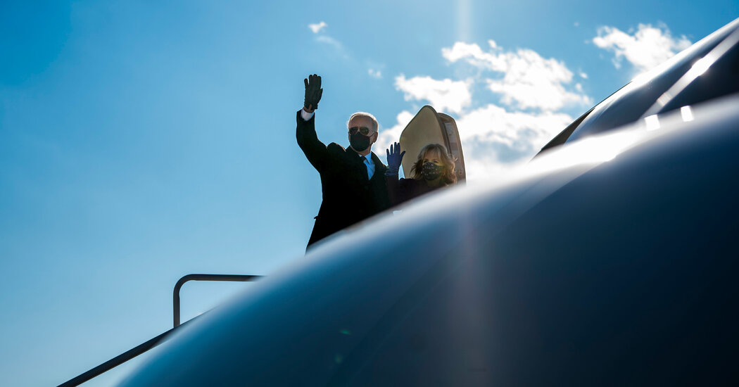 A 'Nerve Center' for Climate in the Biden White House
