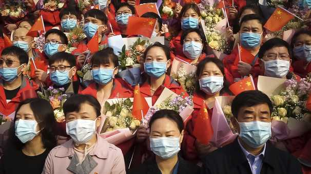 A scathing new documentary from HBO alleges a Chinese coverup on the coronavirus