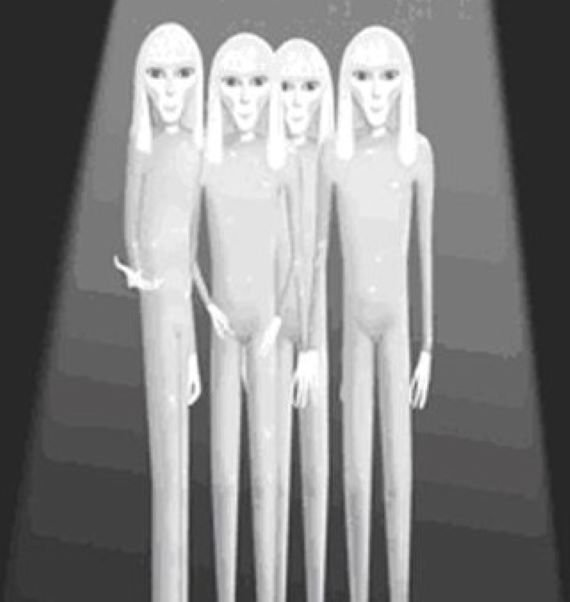 An Ex-Military Man and the Strange Story of the Tall White Aliens