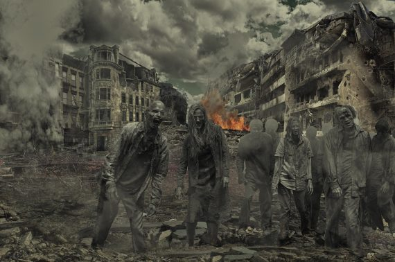 Best and Worst Zombie Apocalypse Survival Cities in the UK and U.S.