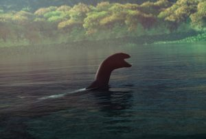 Biologist believes he has solved the mystery of the Loch Ness monster