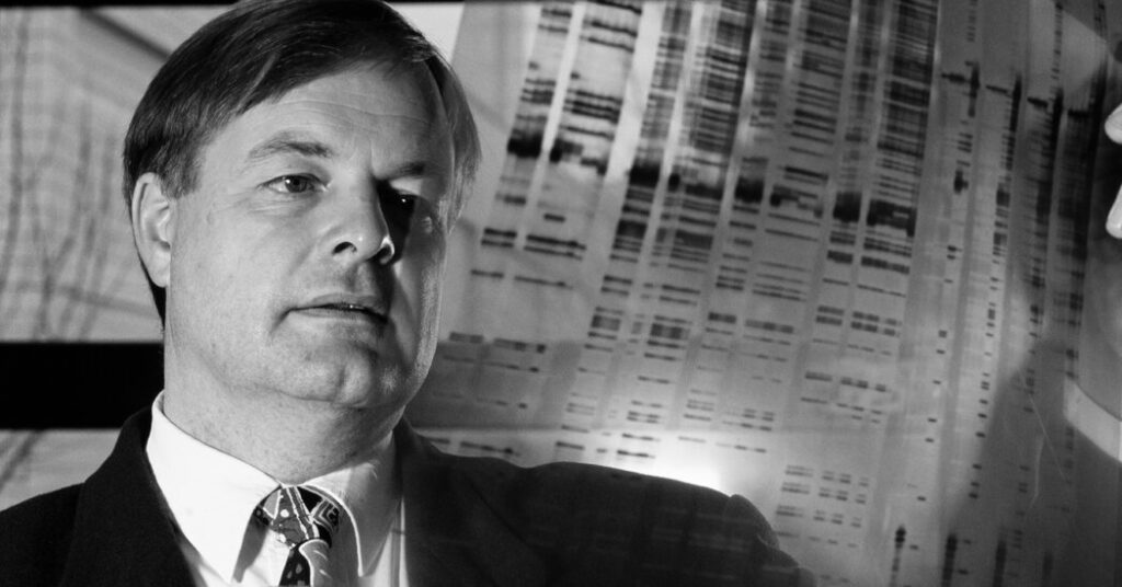 Bryan Sykes, Who Saw the Ancient Past in Genes, Dies at 73