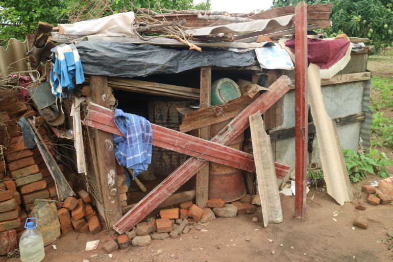 Bulldozed: The Zimbabweans losing their homes to a land dispute