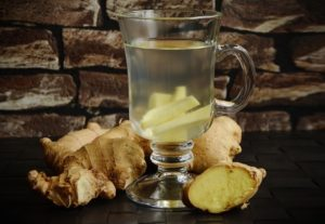 Cancer prevention drink – tea and ginger, scientists say