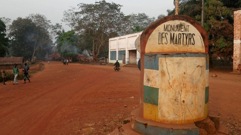Central African Republic rebels seize Bangassou, says UN