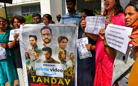 Director of Amazon's 'Tandav' Cuts Scenes After Pressure From India's Hindu Nationalists