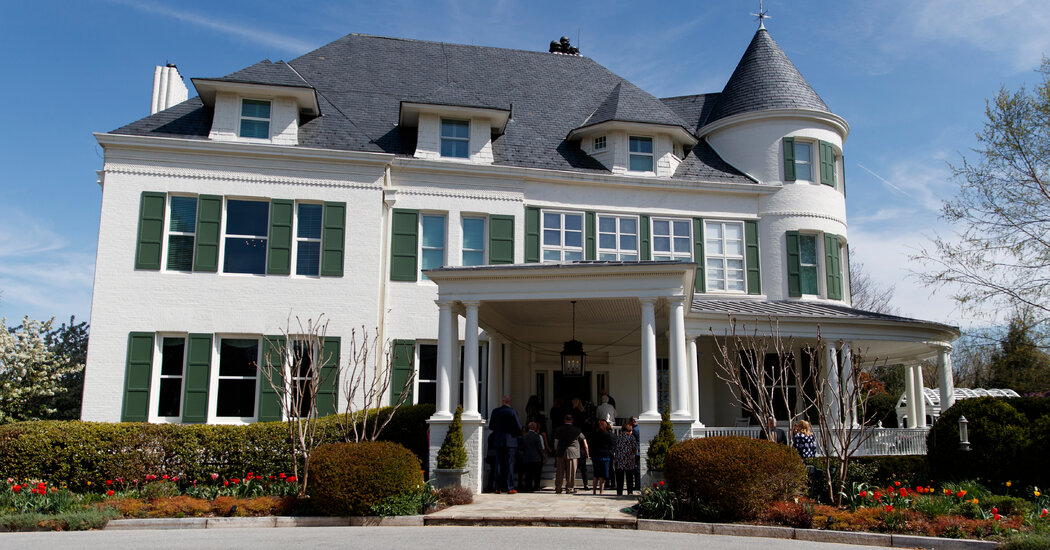 Do You Know Where the Vice President Lives?