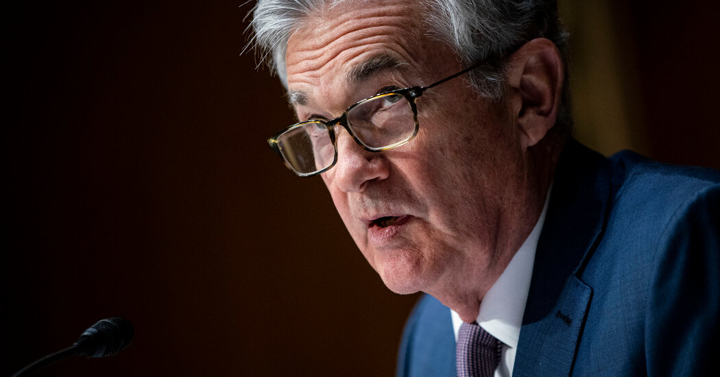 Fed Leaves Interest Rates Near Zero as Economic Recovery Slows