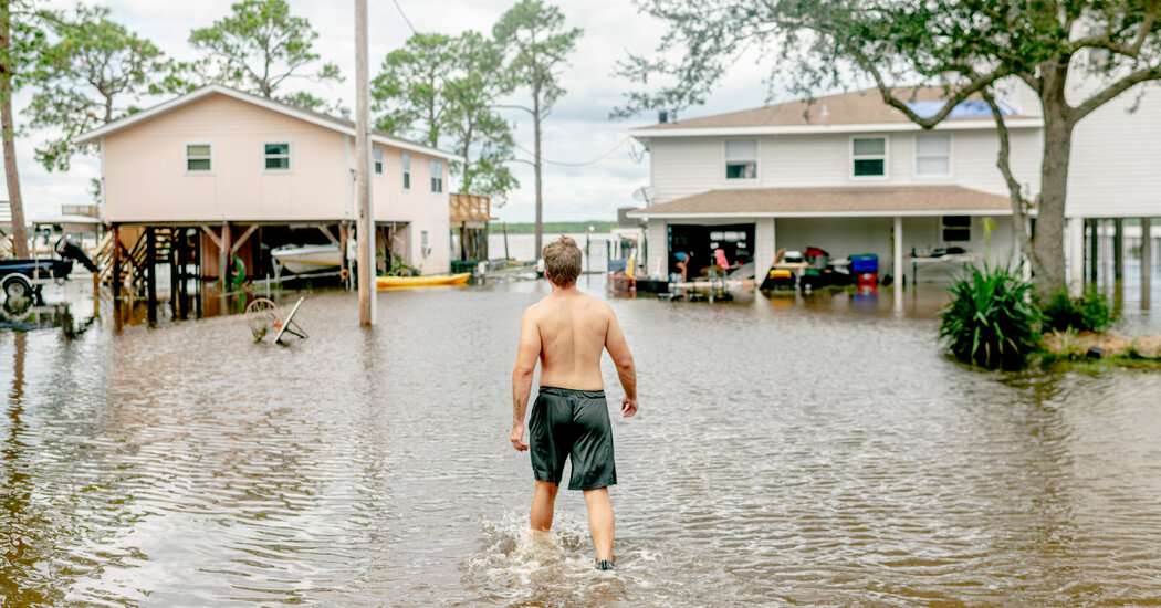 FEMA Plan Would Free Up Billions for Preventing Climate Disasters