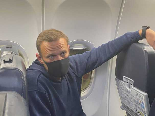 Flight to detention: On the plane with Russia's most wanted
