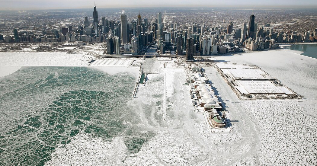 Forecast: Wild Weather in a Warming World