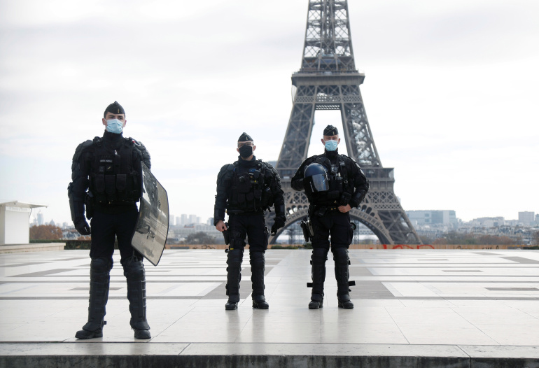 France: Rights group launch legal action over police racism