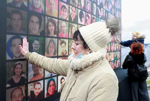 'Frozen in time': A year after Iran downed Ukrainian plane, victims' families still hunt for justice