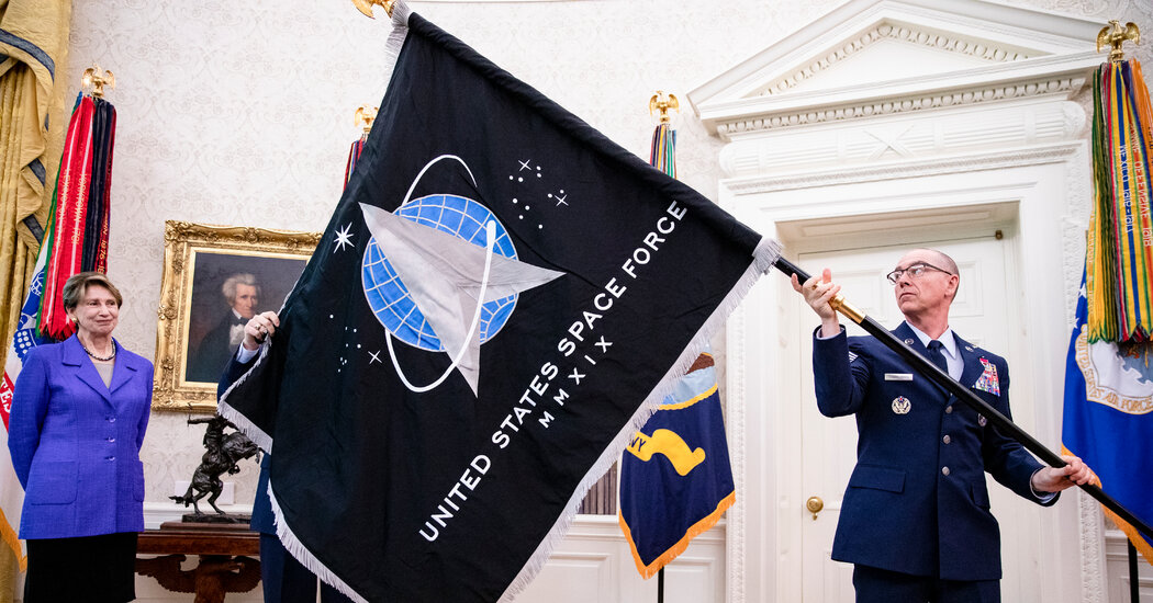 How Space Became the Next 'Great Power' Contest Between the U.S. and China