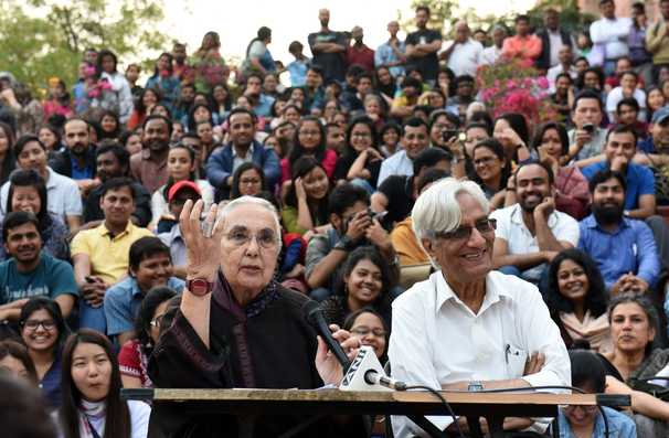 In the battle over India's history, Hindu nationalists square off against a respected historian