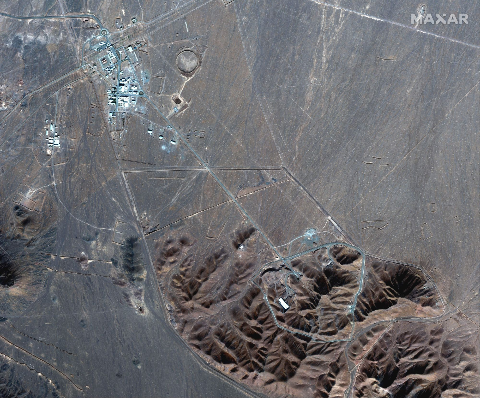 Iran tells inspectors it plans up to 20% enrichment at Fordo