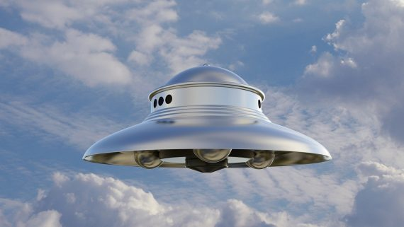 Irish Residents Have the Best Chance of Spotting a UFO