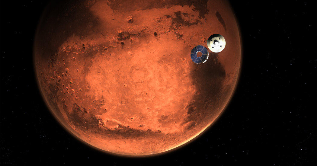 Missions to Mars, the Moon and Beyond Await Earth in 2021
