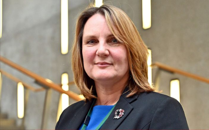 MSP who stood for Scottish Tory leadership to lead Farage anti-lockdown party into Holyrood elections