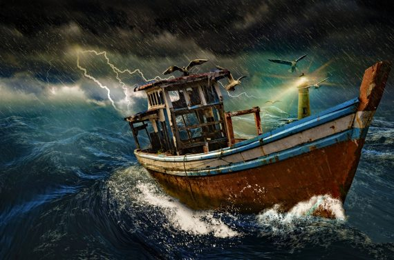 Mysterious Ship Carrying 20 Lost in the Bermuda Triangle