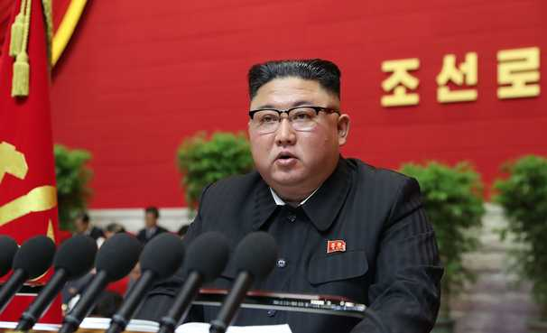 North Korea's Kim Jong Un acknowledges 'painful lessons' as economy suffers