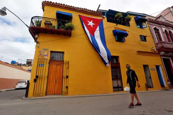 On its way out the door, Trump administration names Cuba a state sponsor of terrorism