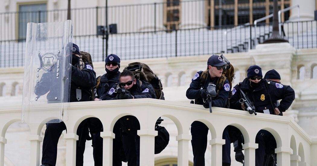 Police Officer Brian Sicknick Dies from Injuries in Pro-Trump Rampage