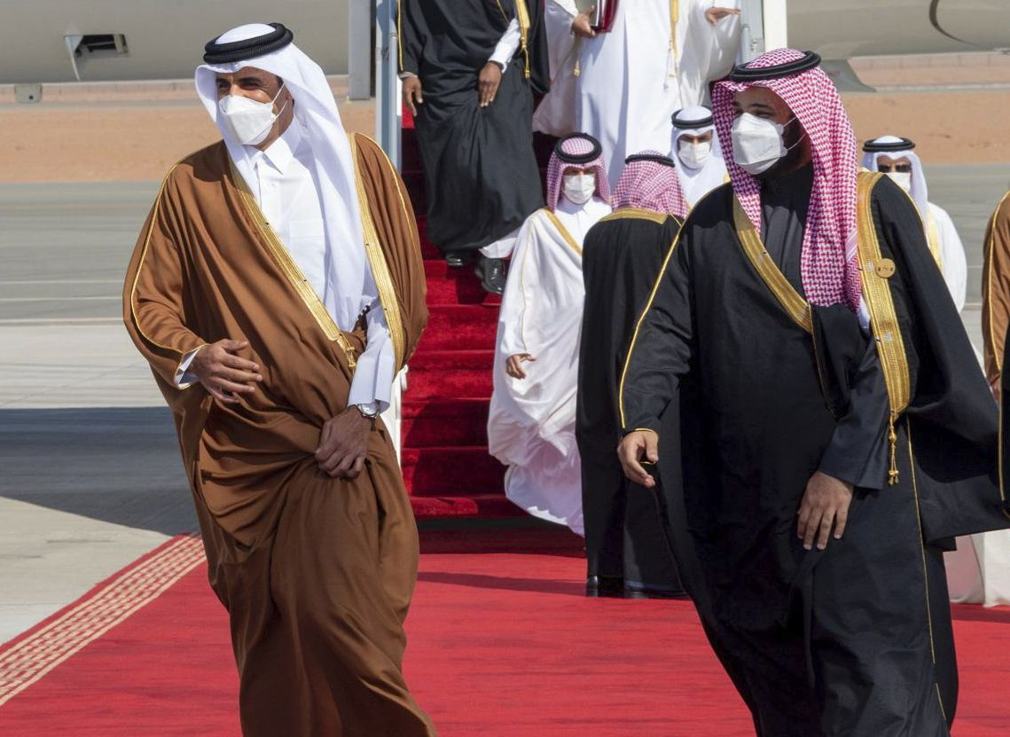 Qatar emerges from Gulf spat resolute and largely unscathed