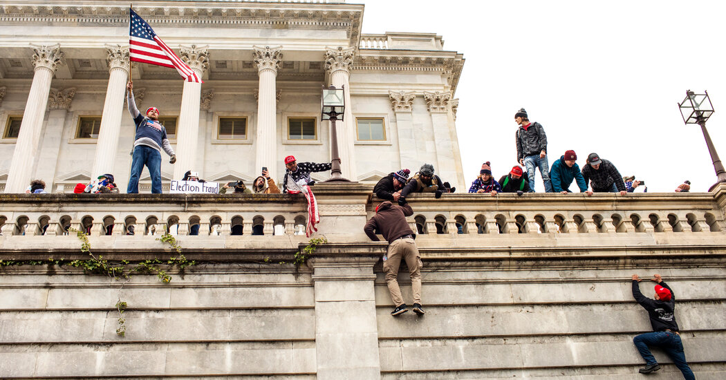 Rioters Followed a Long Conspiratorial Road to the Capitol