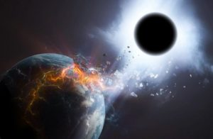 Scientist suggests that sooner or later a black hole could swallow the Earth