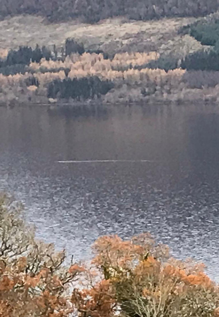 Scots Mum And Daughter Shocked After Stroll Interrupted By Loch Ness Monster Sighting – The Scottish Sun