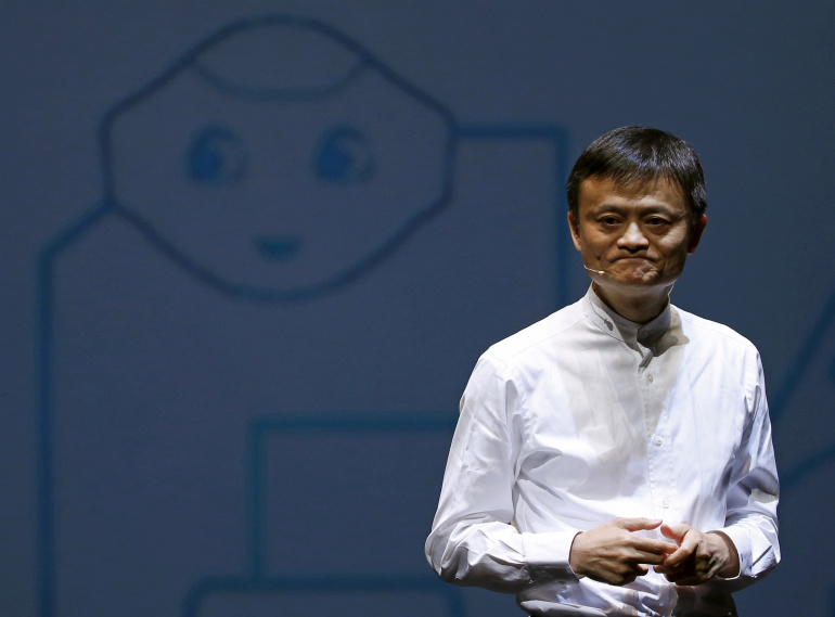 Social media wants to know: Where is Jack Ma?