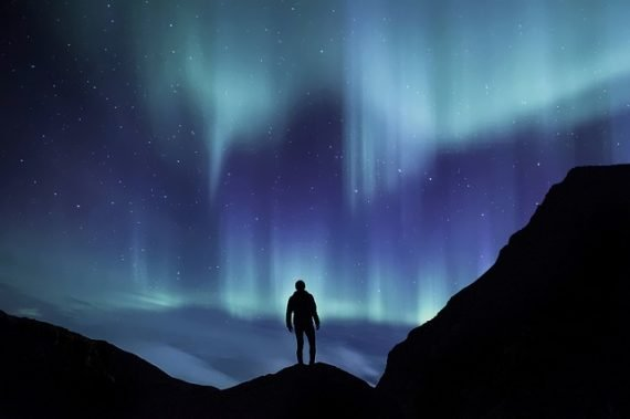 Solar Wind is Mysteriously Attracted to the North Pole More Than the South Pole