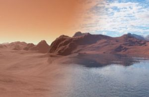 Space anomaly with oxygen on Mars baffled astronomers